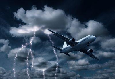 Airplane turbulence